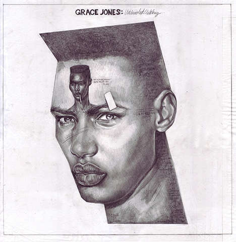 Inked Album Cover Illustrations