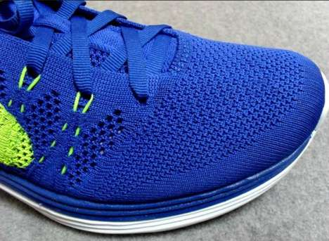 The Nike Lunar 1 Kicks Use Flyknit Technology to Help Athletes Soar