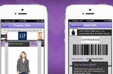 Long-Distance Gift Apps - Jifiti Lets Users Scan Physical Barcodes and Send Voucher Gifts
