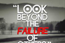 Look Beyond the Failure of Others