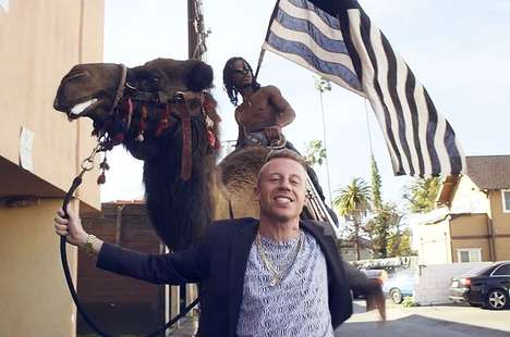 Globetrotting Music Videos  - 'Can't Hold Us' by Macklemore & Ryan Lewis is the Latest from the Duo