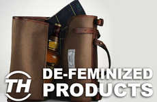 De-Feminized Products - Armida Ascano Discusses Masculine Gifts for Men Who Like to be Pampered