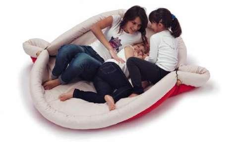 Comfortable Enveloping Furniture