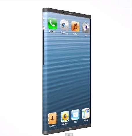 Wraparound Phone Screen Concepts