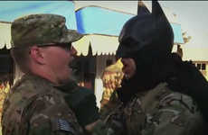 Superheroic Military Safety Videos - The US Army Uses Batman to Educate Troops on Proper Base Safety