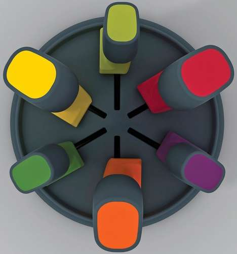 Color-Coded Cutters