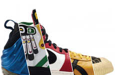Sneaker History Exhibits - Bata Shoe Museum 'Out of the Box' Documents the Rise of this Culture
