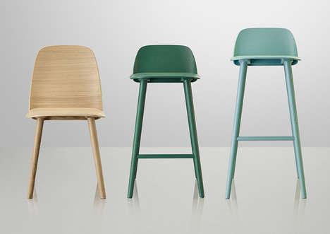 Scandinavian-Inspired Seating