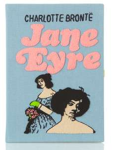 The Olympia Le-tan Clutch is in Ode to Classic Novel Jane Eyre