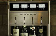 Computerized Sommelier Systems - Dacor's WineStation Helps You Select the Perfect Wines