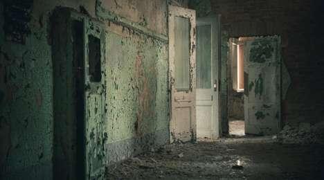 Abandoned Sanatorium Photography