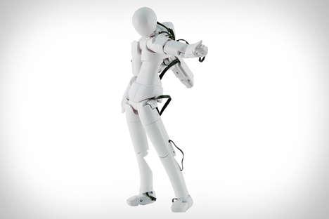 Robotic Artist Mannequins