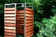 Portable Timber Washrooms