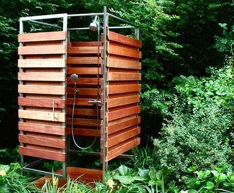 Portable Timber Washrooms