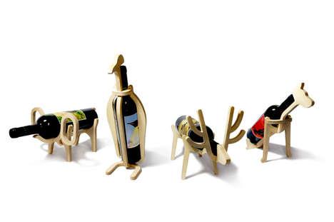 Bestial Bottle Holders