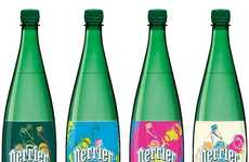 Pop Art Bottle Campaigns