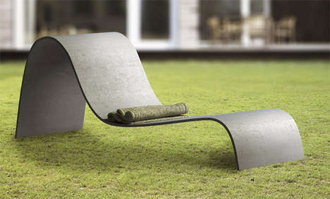 Sculptural Outdoor Seating