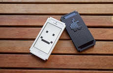 Low-Res Phone Covers - The 8-Bit Bumper Goes Back to the Basics for Handset Protection