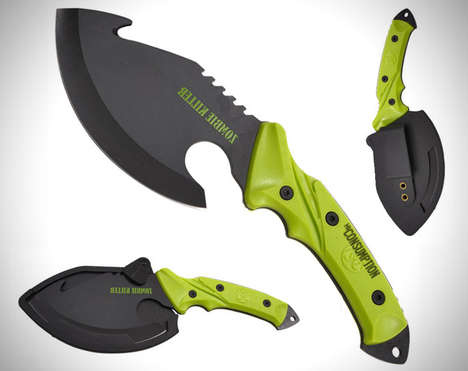 Buoyant Culinary Blades Sharking Knife