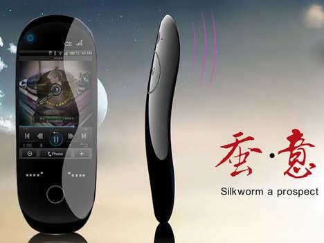 Curvy Smartphones