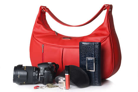 Stylish Feminine Camera Bags