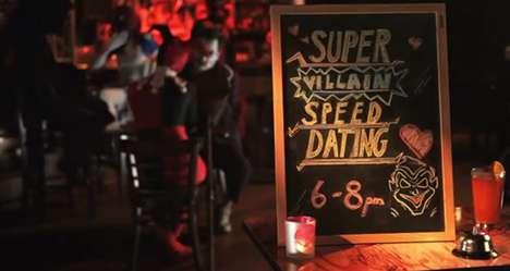 Comical Super Villain Dating