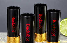 Buckshot Shot Glasses - These Shotgun Shell Shooters Will Add a Kick to Your Favorite Drinks