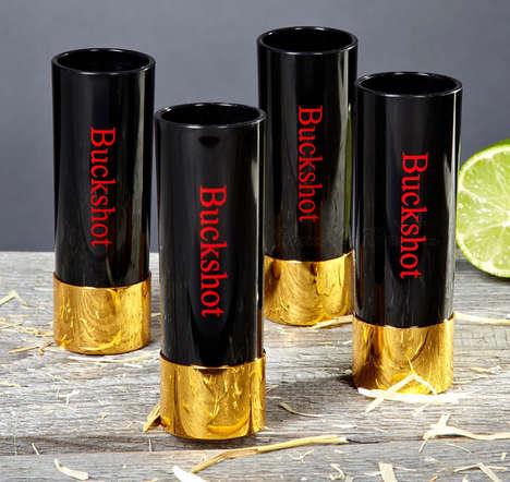 Buckshot Shot Glasses