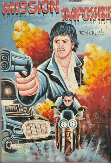 Disastrous Bootleg Movie Posters