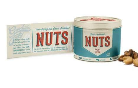 Retro Baseball Branding