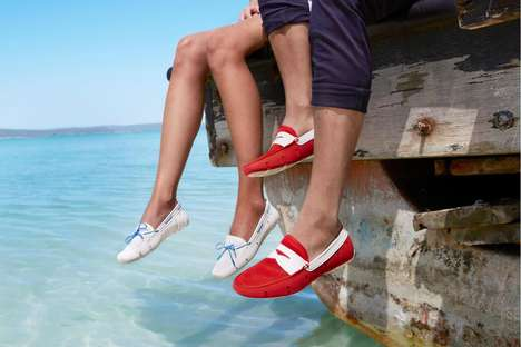 Waterproof Loafers - These Swims Waterproof Loafers Will Keep You Looking Cool This Summer