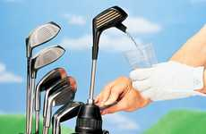 Drink-Disguising Golf Clubs