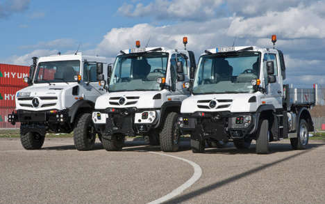 Compressed All-Terrain Vehicles
