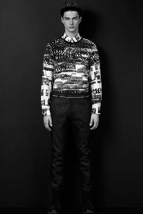 Monochrome Scandinavian Menswear