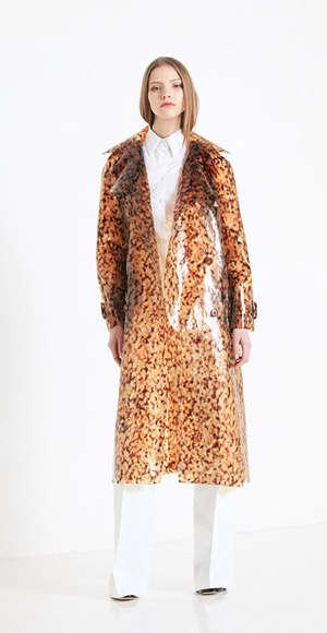 Prim Sophistication Rainwear