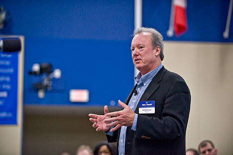 William McDonough Keynote Speaker
