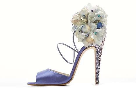 Whimsical Wedding Footwear