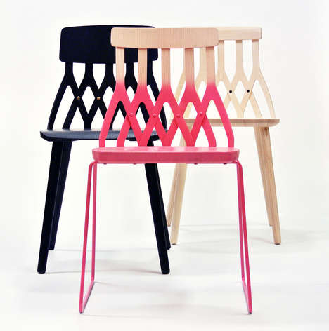Subtly Intricate Seating