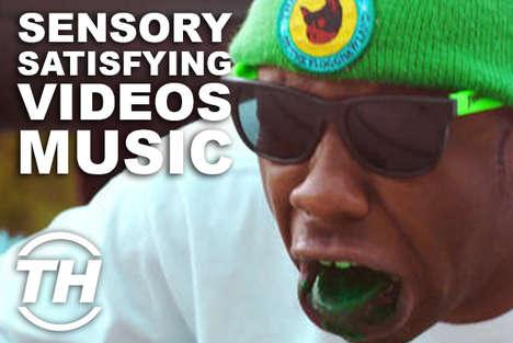 Sensory-Satisfying Music Videos