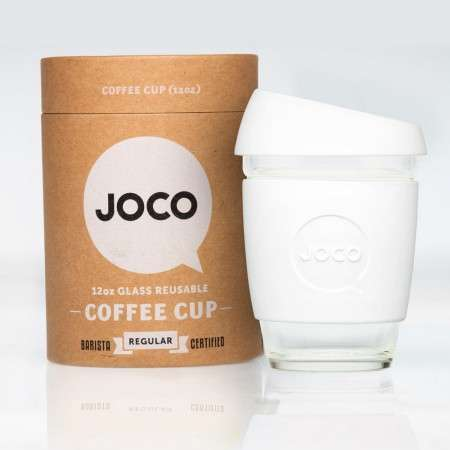Gorgeous JOCO reusable glass coffee cups (With images