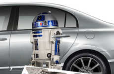 Bold Sci-Fi Car Decals - These Star Wars Car Wrap Graphics Adds a Geeky Touch to Your Automobile