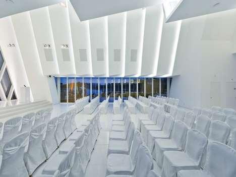 Contemporary Sci-Fi Churches