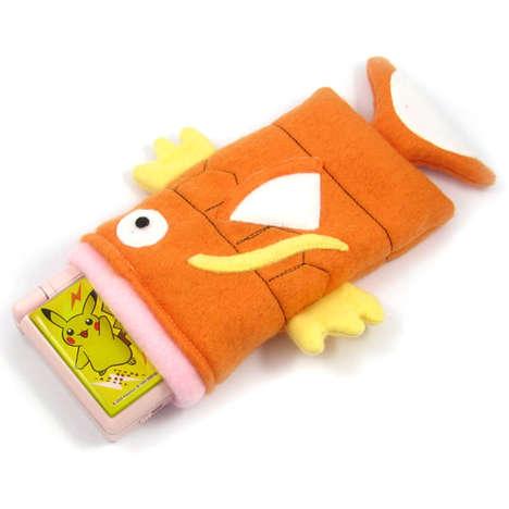 Fishy Pokemon Game Covers