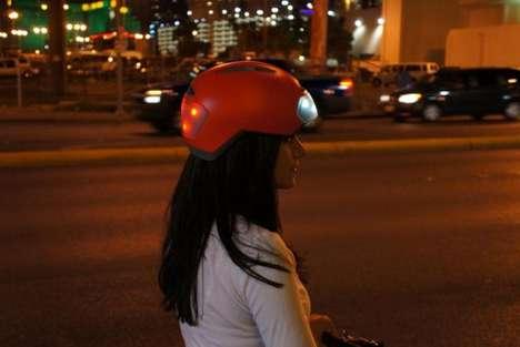 LED-Lit Head Protectors