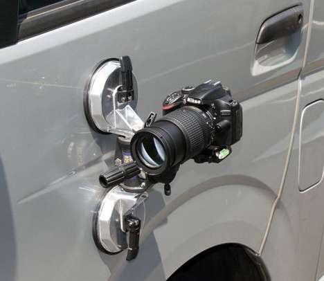 Car Hood Camera Mounts