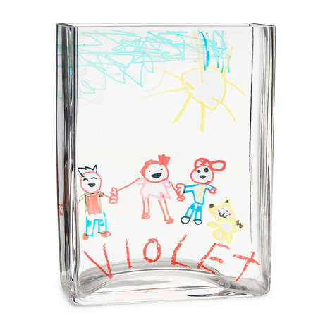 Personalized Artistic Glassware