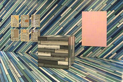 Cartoonish Lumber Artworks