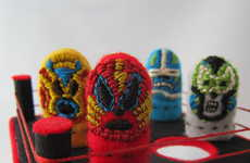 Crafty Thumb War Creations - This DIY Mexican Thumb War Set is Definitely a Crowd Pleaser