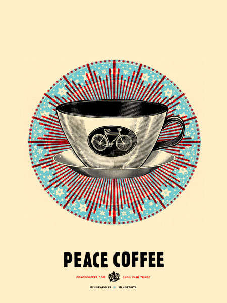 Bike-Delivered Organic Java