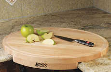Clever Corner Cutting Boards